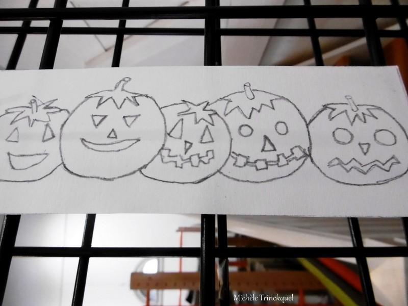 Clin d'oeil pour Halloween....