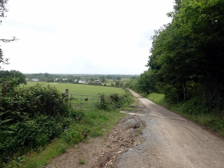 Vers la Loire