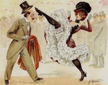 danses d'antan
