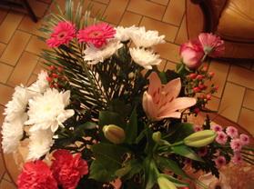Bouquet anniverssaire 8 novembre 2014 043