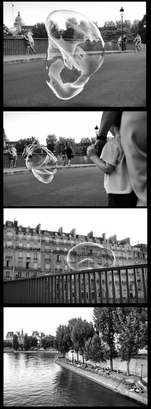 Il était une fois... une bulle