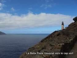 L'île de Santo  Antao