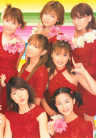 Morning Musume Concert Tour 2002 Spring Love Is Alive visual book