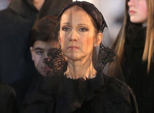 Céline Dion: René ne va plus bien du tout.