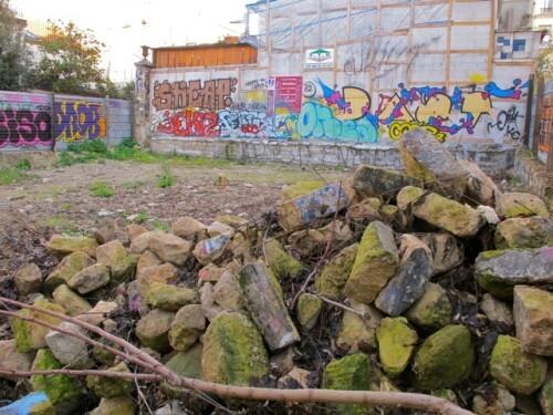 démolition théâtre Ermitage street-art 9