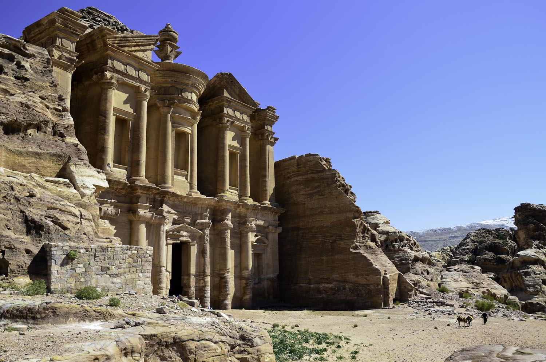 monastère petra jordanie schnoebelen