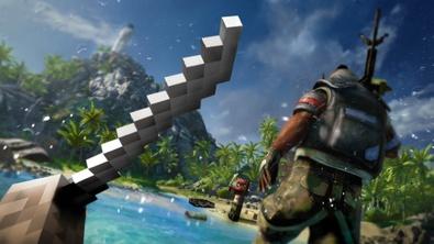Axel Janssen Ubisoft Farcry 3 Minecraft