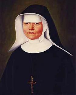 Bienheureuse Ulrika Nisch, sœur de la Charité de la Sainte-Croix († 1919)