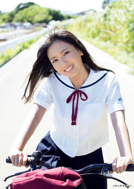 WEB Magazine : ( [Young Magazine WEB - Gravure] -  Monthly Young Magazine - 2020 / N°2 - Aika Sawaguchi & Mizuki Saiba  )