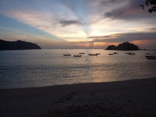 De Taiping à l'île de Pulau Pangkor