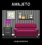 Room with Boxes - Amajeto