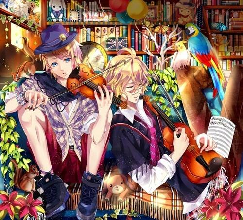 Manga Colorés