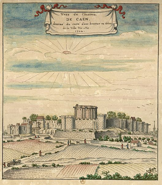 File:Caen chateau 1702.jpg