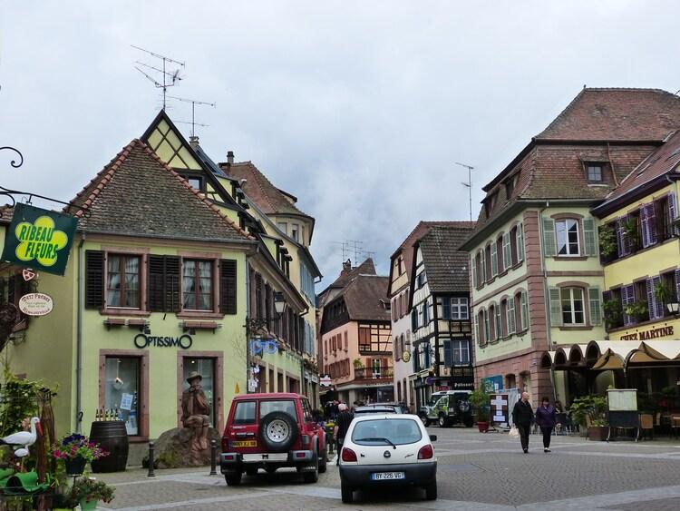 Suite du week end en Alsace