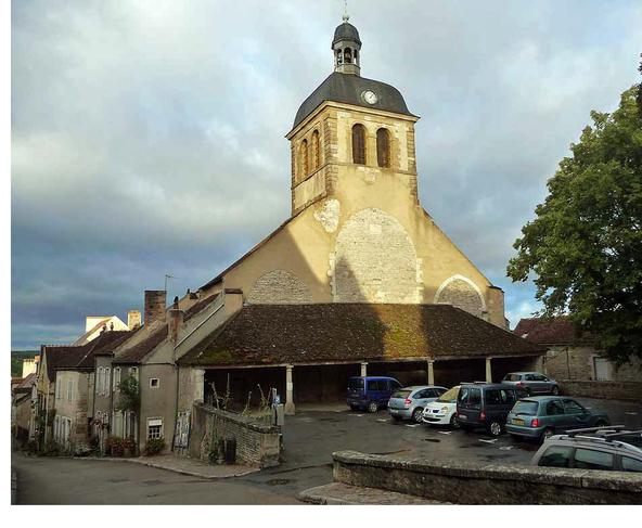 Vézelay-Le Puy en Velay 2010- Marigny l'Eglise (20km)