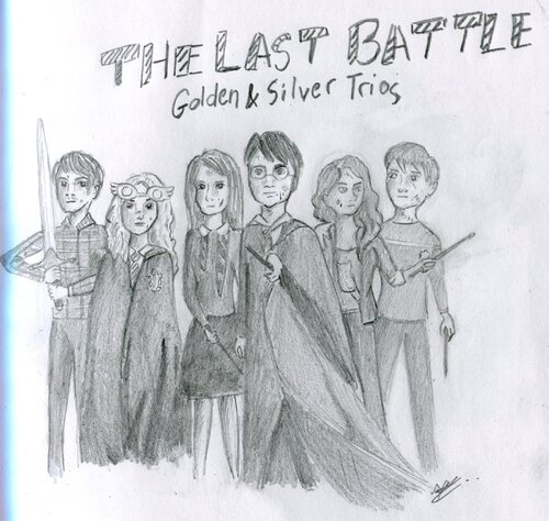 The Last Battle [Harry Potter]