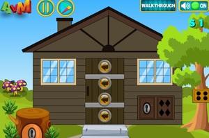 Jouer à AVM Escape splendid house