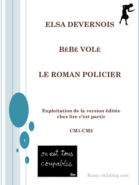 SOMMAIRE LITTERATURE
