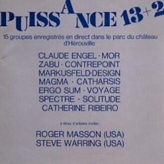 VOYAGE 1971 Compil Puissance 13+2