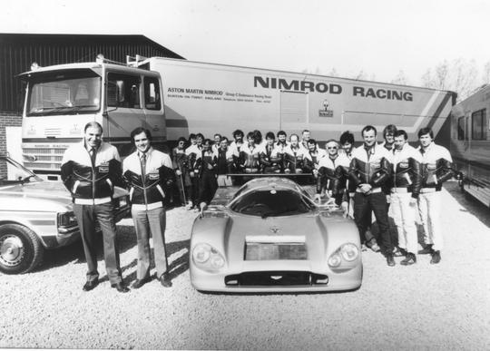Nimrod ( 1982 à 1984 )