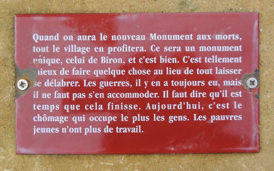 le château de Biron (47)