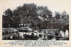 LES REMPARTS DE MALICORNE (Eure)