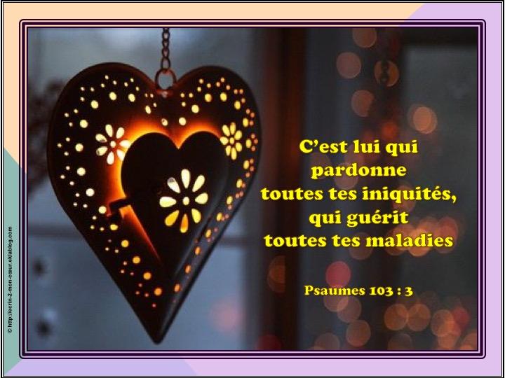 Ronde Versets du coeur 131