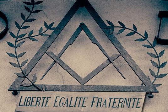 L'Etat Francais promeut les sociétés secrètes satanistes auprès des jeunes !