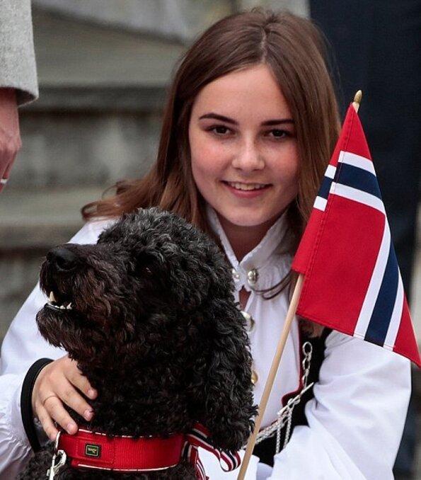 Fête nationale en Norvège