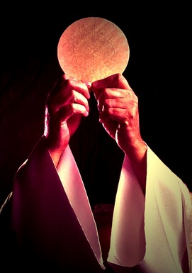 Transporte-moi sur la Croix, avec Toi....