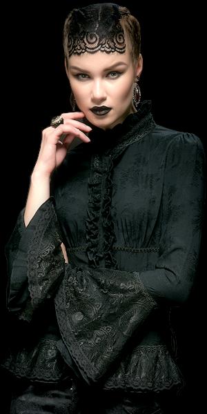 Tubes femmes gothiques création 14