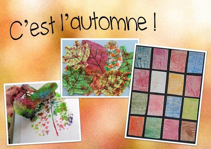 Hissez les couleurs d'automne !