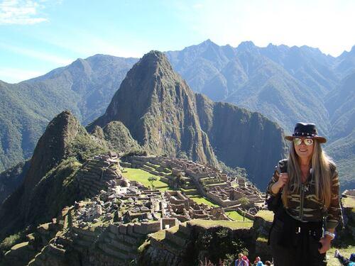 Silvia Kliche et les messages de Pachamama