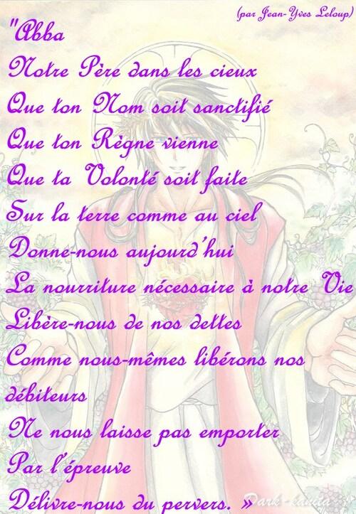 """""""Notre Père"""" - version de Jean-Yves Leloup"""