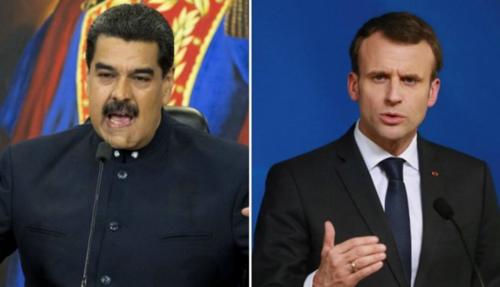 Macron sans boussole diplomatique