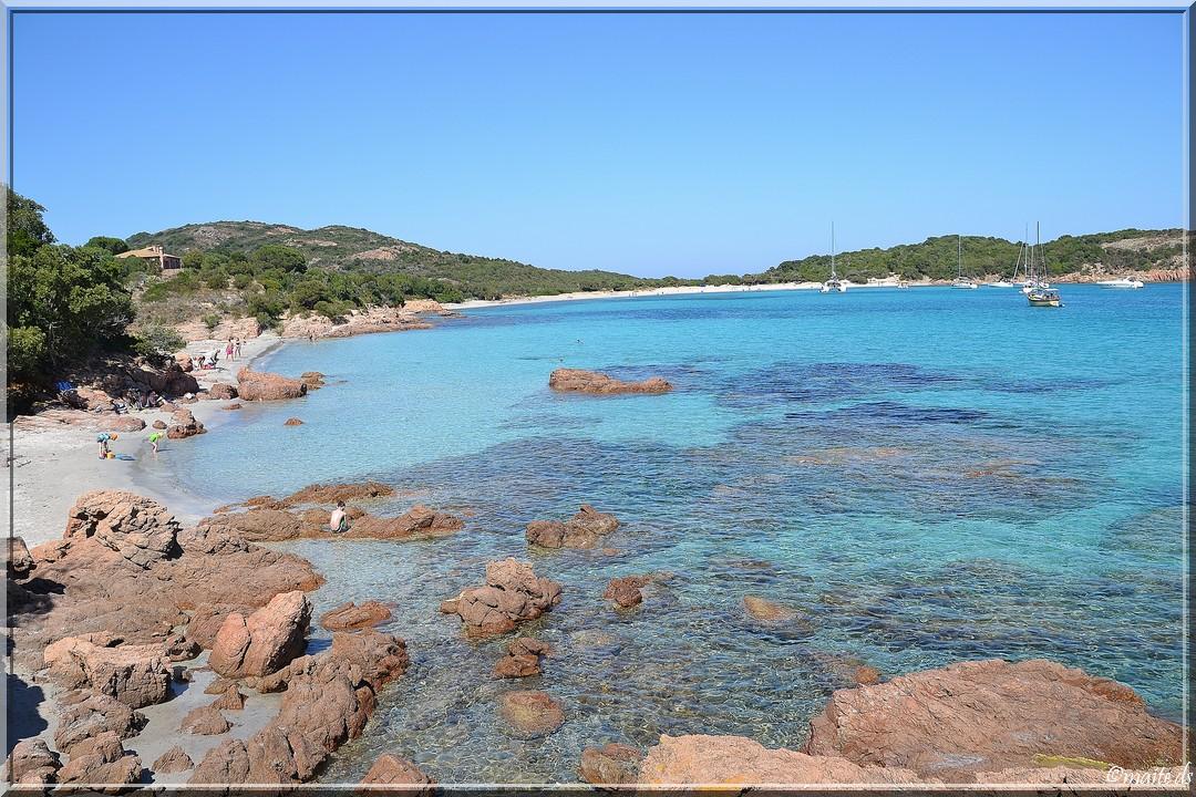 Plages de Rondinara - Corse 9 juin 2014