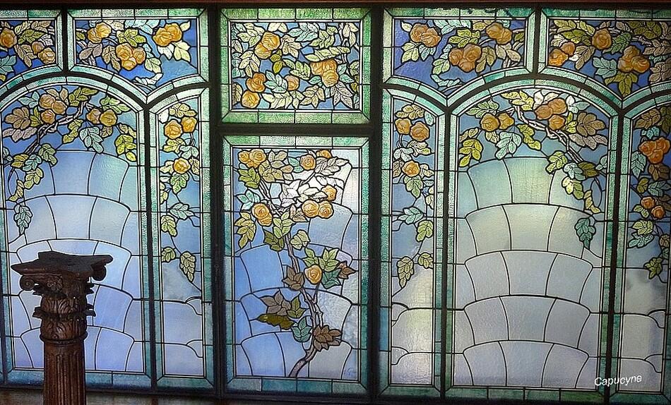 Art nouveau et nature : l'école de Nancy (2)