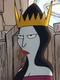 reine oona Désenchantée
