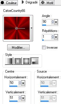 Top Rouge Passion