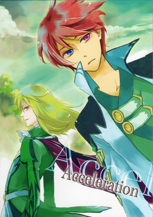 Tales of Graces - Acceleration