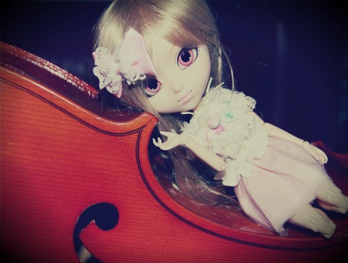 Séance 5 _ With the Cello ♪