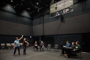 dance ballet class theatre actor scenes acting