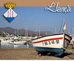 Présentation du village de Llança costa brava españa