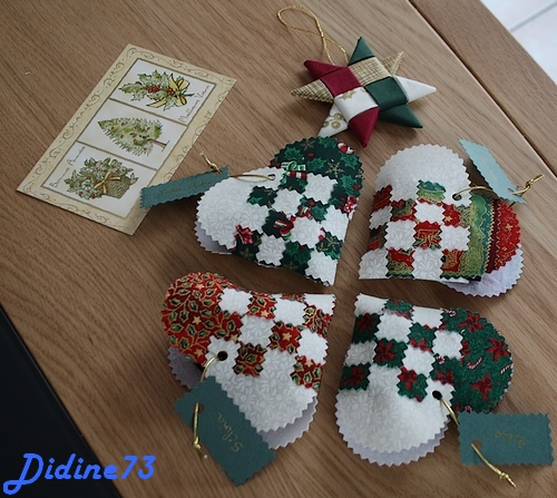 Cadeaux de Noël 2012