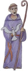 Saint Romaric, Fondateur de Remiremont († 653)