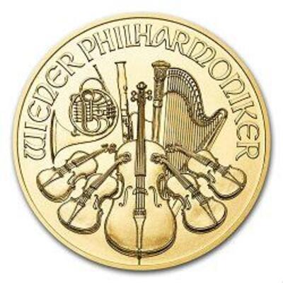 AUTRICHE PIECE  1 ONCE D'ARGENT 2017 1,5 EURO ORCHESTRE  PHILHARMONIQUE DE VIENNE