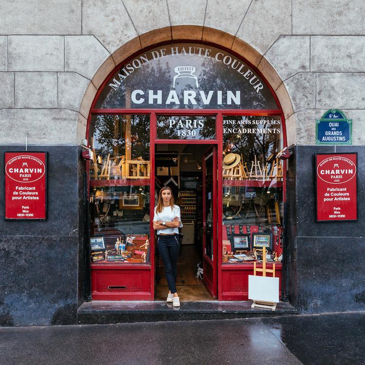 Les-devantures-de-magasins-parisiens-par-Sebastian-Erras-4 Les devantures de magasins parisiens par Sebastian Erras