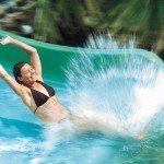 Paradis aquatique tropical
