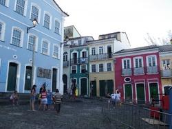 Le quartier historique de SALVADOR