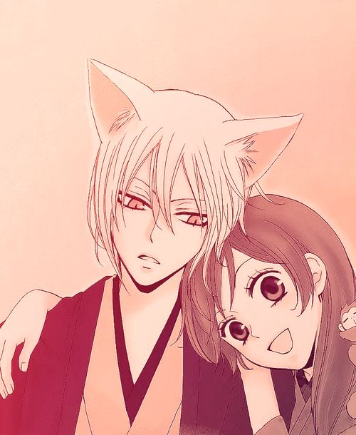 Nanami & Tomoe .. the manga though!! everyone who likes this anime should be required to read it: